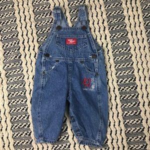 Vintage Baby Oshkosh Jean Overall Pants